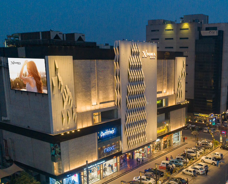 OUTDOOR-IMAGE-OF-XINHUAMALLL-LAHORE-GULBERG